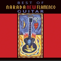 Couverture du titre Best of Narada: New Flamenco Guitar