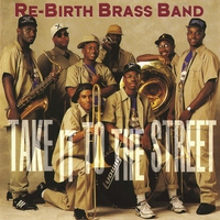Cover of the track Take It to the Street