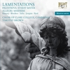 Couverture de l'album Lamentations