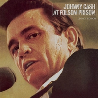 Cover of the track At Folsom Prison (Legacy Edition)