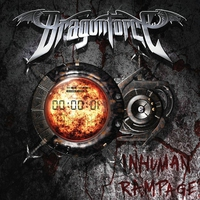 Cover of the track Inhuman Rampage