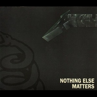 Cover of the track Nothing else matters