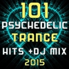 Couverture de l'album 101 Psychedelic Trance Hits DJ Mix 2015