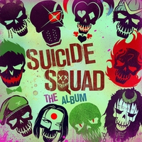 Couverture du titre Suicide Squad: The Album