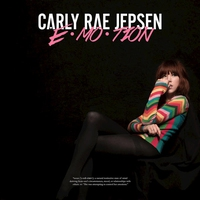Cover of the track E•MO•TION  (Deluxe)