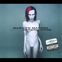 Cover of the track Mechanical Animals