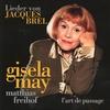 Cover of the album Lieder von Jacques Brel