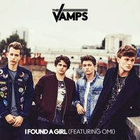 Couverture du titre I Found a Girl (feat. Omi) - Single