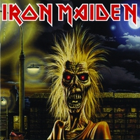 Cover of the track Iron Maiden