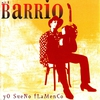Cover of the track El barrio