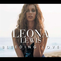 Cover of the track Bleeding Love - Single