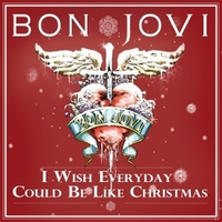 Couverture du titre I Wish Everyday Could Be Like Christmas - Single