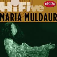 Cover of the track Rhino Hi-Five: Maria Muldaur - EP