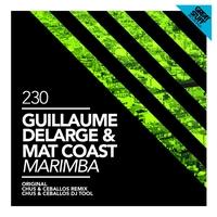 Cover of the track Marimba (Remixes) - Single