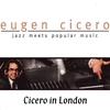 Couverture de l'album Jazz Meets Popular Music (Cicero in London)