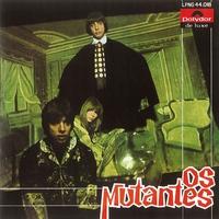 Couverture du titre Os Mutantes