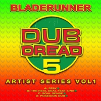 Couverture du titre Dub Dread 5: Artist Series, Vol. 1 - EP