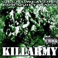 Cover of the track Silent Weapons for Quiet Wars