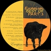Couverture de l'album Escapism Best of Part 1