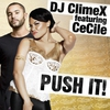 Cover of the track Push It (feat. CeCile)