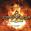 Cover of the album The 20th Anniversary of Zed Yago Live
