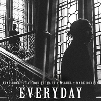 Cover of the track Everyday (feat. Rod Stewart, Miguel & Mark Ronson) - Single