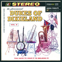 Cover of the track The Phenomenal Dukes Of Dixieland - Vol 2