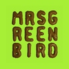 Cover of the album Mrs Greenbird