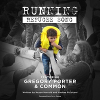 Cover of the track Running (Refugee Song) [feat. Common & Gregory Porter] - Single
