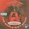 Couverture de l'album The World Ain't Enuff (Screwed)
