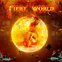 Cover of the track Fiery World