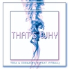 Couverture du titre That's Why (feat. Pitbull) [Radio Edit]