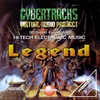 Couverture de l'album Legend - Cybertracks - Virutal Audio Project