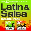 Couverture de l'album Top 40 Latin and Salsa Double Pack - 80 Classic Latino Bar Grooves