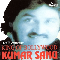 Couverture du titre King of Bollywood (Live in Concert)