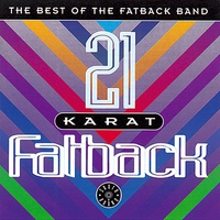 Cover of the track 21 Karat Fatback : Best Of