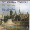 Cover of the album Anthems from Cambridge