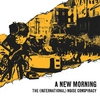 Cover of the album A New Morning, Changing Weather