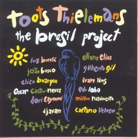 Cover of the track The Brasil Project