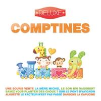 Couverture du titre Comptines - Deluxe (Les 20 comptines incontournables pour les tout-petits)