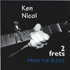 Cover of the album 2 Frets From the Blues (re-mastered)