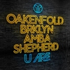 Cover of the track U Are (feat. Amba Shepherd)