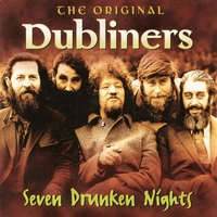 Cover of the track Seven Drunken Nights