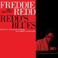 Couverture du titre Redd's Blues