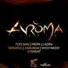 Couverture de l'album Aroma Riddim