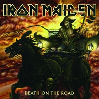 Cover of the track Death on the Road