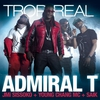 Couverture de l'album Trop Real (feat. Jmi Sissoko, Young Chang Mc, Saïk) - Single