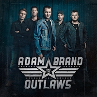 Couverture du titre Adam Brand And The Outlaws
