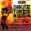 Couverture de l'album Basque Times Riddim, Vol. 1 - EP