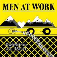 Cover of the track Business as Usual